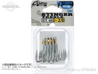 オーナー スティンガートリプル - ST-66 - サイズ3.5/0