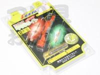 富士灯器 ワンタッチ竿先ライト - L - 投げ竿用 適合サイズ・3.0-3.5mm