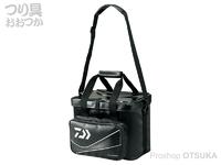 ダイワ セミハードクールバッグ - 20(D) #シルバー 外寸25×37×27cm