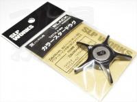 スポーツライフプラネッツ SLPワークス - SLPW カラースタードラグ(タトゥーラ専用) #ブラック 商品コード 00082055 左ハンドル用