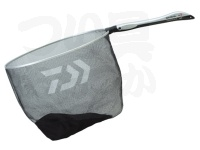 ダイワ 鮎ダモSF - 3915F #ブラック 枠径:39cm 網目:約1.5mm