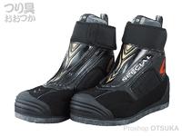 ダイワ F1スペシャルシューズ 先丸 - SP-1080 # マスターブラック 24.5cm
