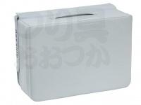 スノーピーク 銀閣座布団ビッグ - G-233 #ライトグレー あぐらサイズ 約45×64×13(高)