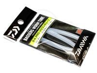 ダイワ バザーズ ワームチューブ - プロ シリコンチューブ #クリアー 内径4mm 肉厚0.5mm 長さ20cm