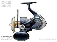 ダイワ 20ソルティガ - 8000-P  ギア比 4.8:1 自重 645g PE 4号-300m