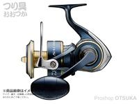 ダイワ 20ソルティガ - 8000-H  ギア比 5.8 自重 655g PE 4号ー300m