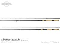 ダイワ 19 ブラックレーベル - BLX LG 6111H+FB-SB  6.11ft 14-30lb 3/8-5oz
