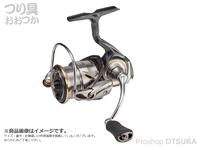 ダイワ 20 ルビアス - FC LT2500S  ギア比5.1:1 自重155g ドラグ5kg