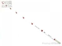 ダイワ クリスティア ワカサギ穂先 -  胴調子 SS サクサスガイド搭載 長さ30.5cm SSS 錘負荷0.5-6g