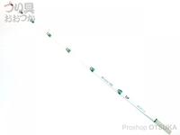 ダイワ クリスティア ワカサギ穂先 -  胴調子 SS サクサスガイド搭載 長さ30.5cm M 錘負荷1-12g