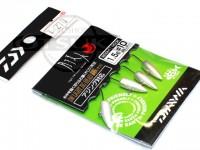 ダイワ SWライトジグヘッド鏃(やじり) -   ウエイト:1.5g フックサイズ:#10