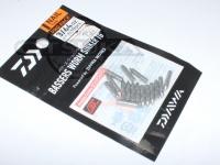 ダイワ バザーズワームシンカーTG -   3/64oz 1.3g ネイル プロパック