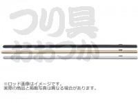 ダイワ コンパクトロッドカバー(A) - - ブラック サイズ:約5×113cm 145cmまで収納