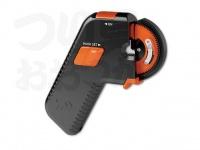 ダイワ 速攻針結び器 -  #ブラック/オレンジ 適合糸0.1-0.6号
