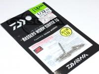 ダイワ バザーズワームシンカーTG - リーン  1/32oz 0.9g