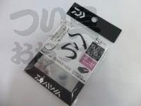 ダイワ D-MAXヘラV糸付 - P-マルチ #シルバー 鈎5号-ハリス0.6号90cm
