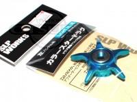 スポーツライフプラネッツ SLPワークス - SLPW カラースタードラグ # ライトブルー 商品コード 00082033 左ハンドル用