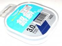東レフィッシング 銀鱗 - 50m巻 #クリア- 3.0号