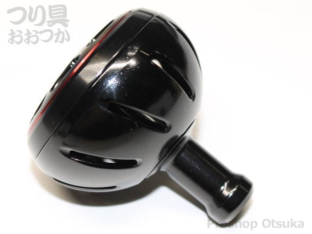 スポーツライフプラネッツ カラーノブ カラーアルミラウンドノブ ハンドルノブL交換可能機種 #ブラック