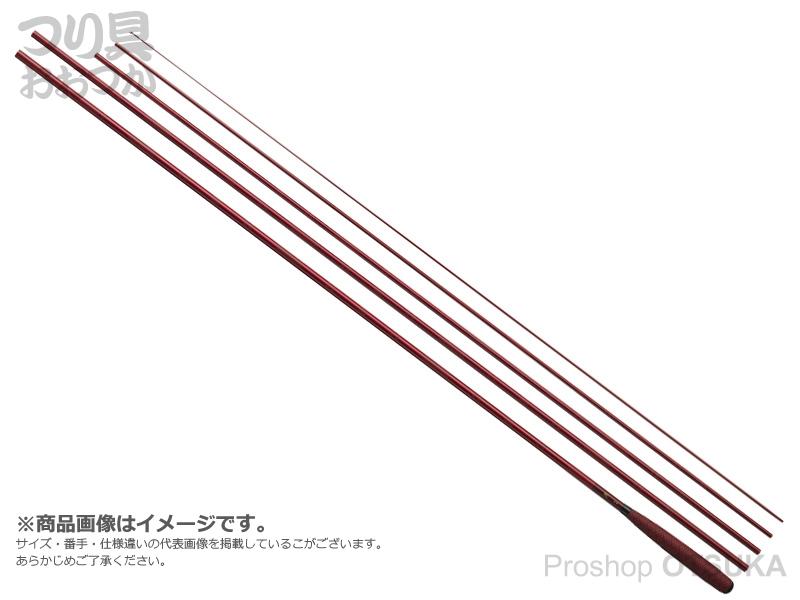 ダイワ 兆 10尺 全長3.0mX 自重64gX 継数3本 #朱段巻