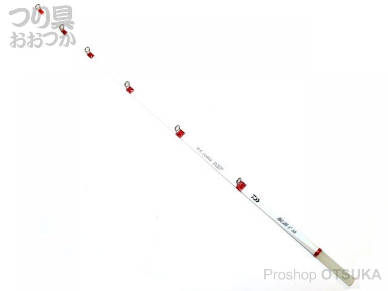 ダイワ クリスティア ワカサギ穂先 クリスティア ワカサギ穂先 胴調子 SS 長さ26.5cm SSS 錘負荷0.5-6g サクサスガイド搭載