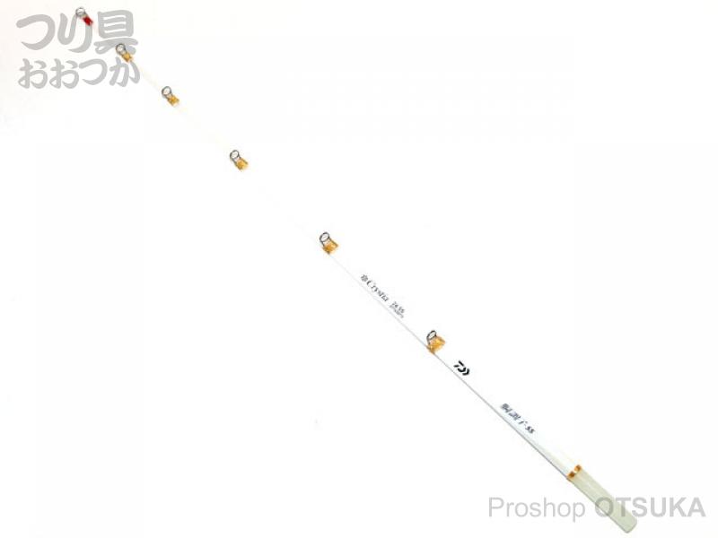 ダイワ クリスティア ワカサギ穂先 クリスティア ワカサギ穂先 胴調子 SS 長さ26.5cm S 錘負荷1-10g サクサスガイド搭載