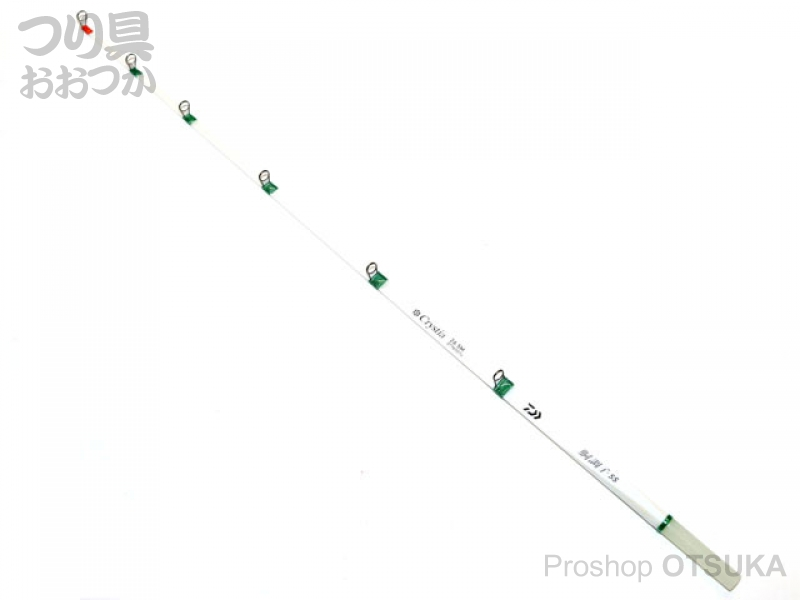 ダイワ クリスティア ワカサギ穂先 クリスティア ワカサギ穂先 胴調子 SS 長さ26.5cm M 錘負荷1-12g サクサスガイド搭載