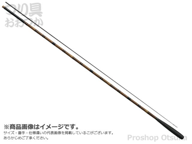 ダイワ 月光 11尺 全長3.3mX 自重75gX 継数3本 -