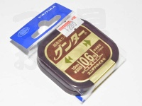 ユニチカ グンター - 10m巻 カモフラージュブラウン 0.6号