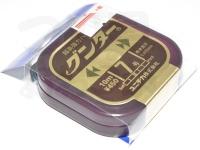 ユニチカ グンター - 10m巻 カモフラージュブラウン 7.0号