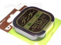 ユニチカ グンター - 50m巻 カモフラージュブラウン 1.5号