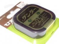 ユニチカ グンター - 50m巻 カモフラージュブラウン 2.5号