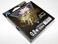 ユニチカ シルバースレッド ショアゲームPE -  ホワイトブルー 0.8号 150m