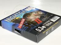 ユニチカ ナイトゲームメバル PE II - ナイトゲーム メバルPE II #蛍光イエロー・パープル 0.3号 150m