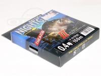 ユニチカ ナイトゲームメバル PE II - ナイトゲーム メバルPE II #蛍光イエロー・パープル 0.4号 150m
