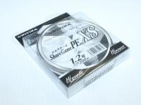 ユニチカ ショアゲームPE - X8 #スーパーホワイト 25lb(1.2号) 200m