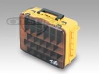 明邦化学 バーサス タックルボックス - バーサス 3080 #イエロー 480×356×180mm