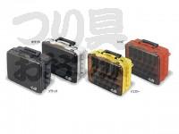 明邦化学 バーサス タックルボックス - バーサス 3080 #ブラック 480×356×180mm