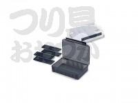 明邦化学 バーサス ケース - VS-3020NDDM ブラック 255×190×60mm