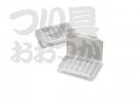 明邦化学 クリアケース - C-800ND  サイズ205×145×40mm