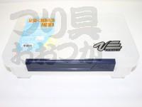 明邦化学 バーサス ケース - VS-3043NDD # クリアー 356×230×82mm