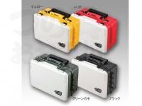 明邦化学 バーサス タックルボックス - VS3078 #ブラック 430×295×186mm