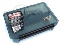 明邦化学 バーサス タックルボックス - VS-3010NDDM #スモーク 205×145×60mm