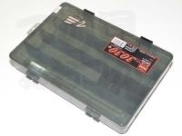 明邦化学 バーサス ケース - VS-3030 #スモークブラック 286×195×47mm