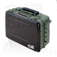 明邦化学 バーサス タックルボックス - バーサス 3080 #マットグリーン 480×356×180mm