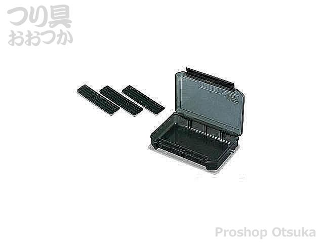 明邦化学 バーサス ケース バーサス ケース類 小 VS-3010NDM 205×145×40mm #スモーク