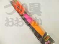 ナカジマ EVAウィング -  #羽根:オレンジ オモリ負荷6号