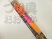 ナカジマ EVAウィング -  #羽根:オレンジ オモリ負荷8号