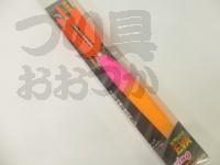 ナカジマ EVAウィング -  #羽根:オレンジ オモリ負荷10号