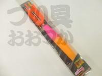 ナカジマ EVAウィング -  #羽根:オレンジ オモリ負荷12号